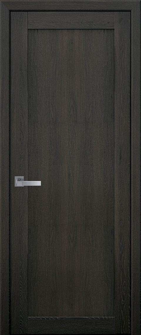 Міжкімнатні двері «Мода ПВХ Ultra» модель «Лейла» глухе