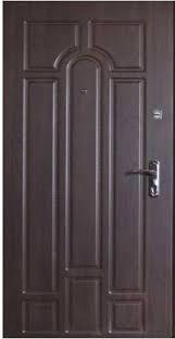 Вхідні двері серія «Klassik New» модель ТМ «Lvivski» LV105
