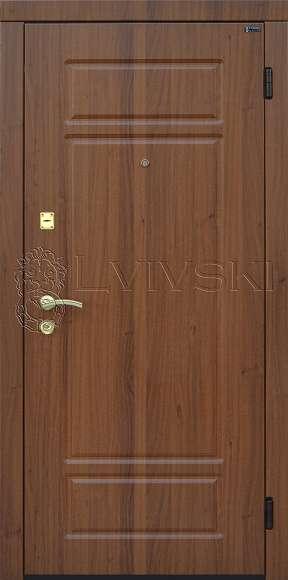 Вхідні двері ТМ «Lvivski» LV-115