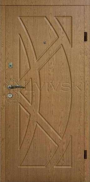 Вхідні двері ТМ «Lvivski» LV-101