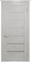 Міжкімнатні двері «Ек'ю» ПО_шпоновані дубом.