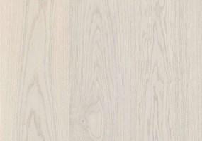 Паркетна дошка BEFAG- Дуб Натур (перлинно- білий лак)1смуговий