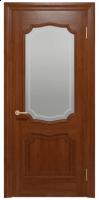 Міжкімнатні двері «Луідор» ПО_шпоновані дубом